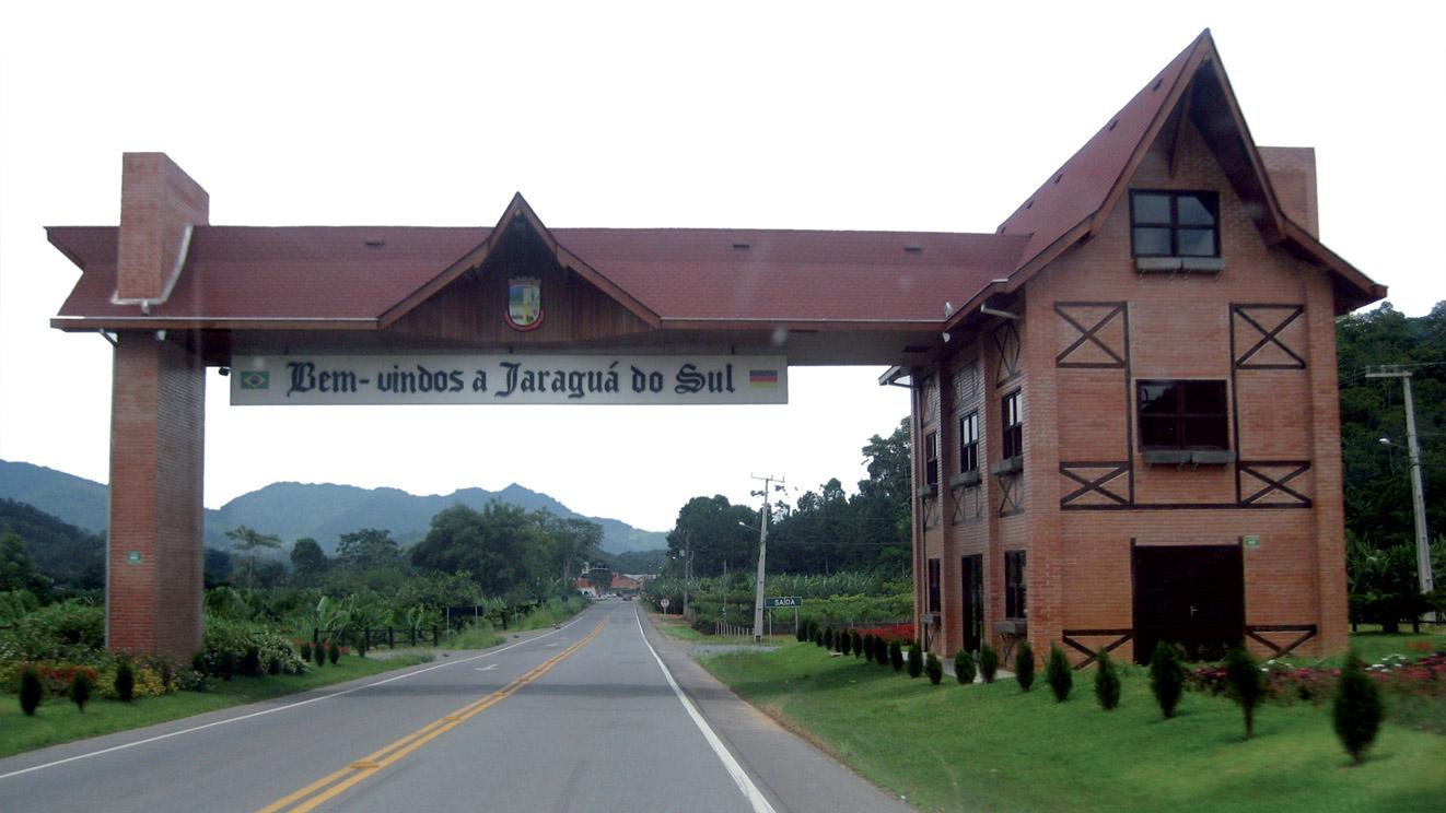 Jaraguà do Sul - Brasile