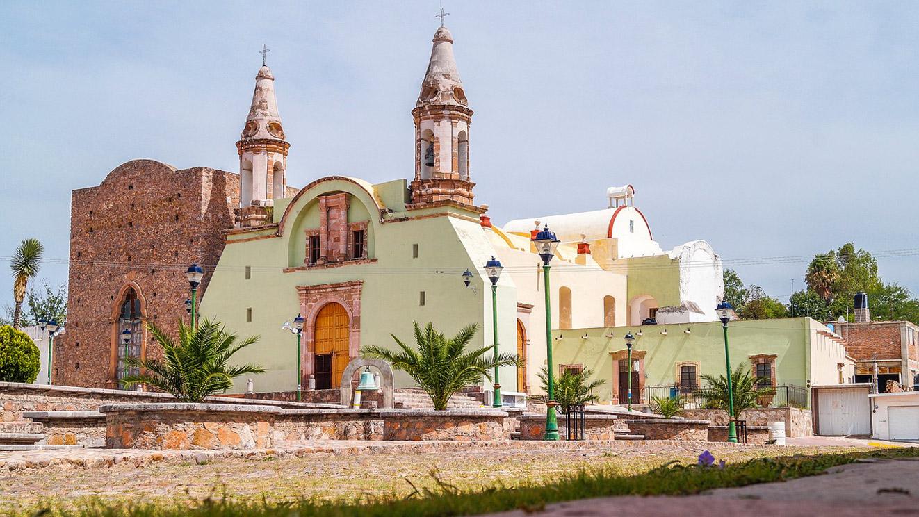 San Luis de Potosi - Messico