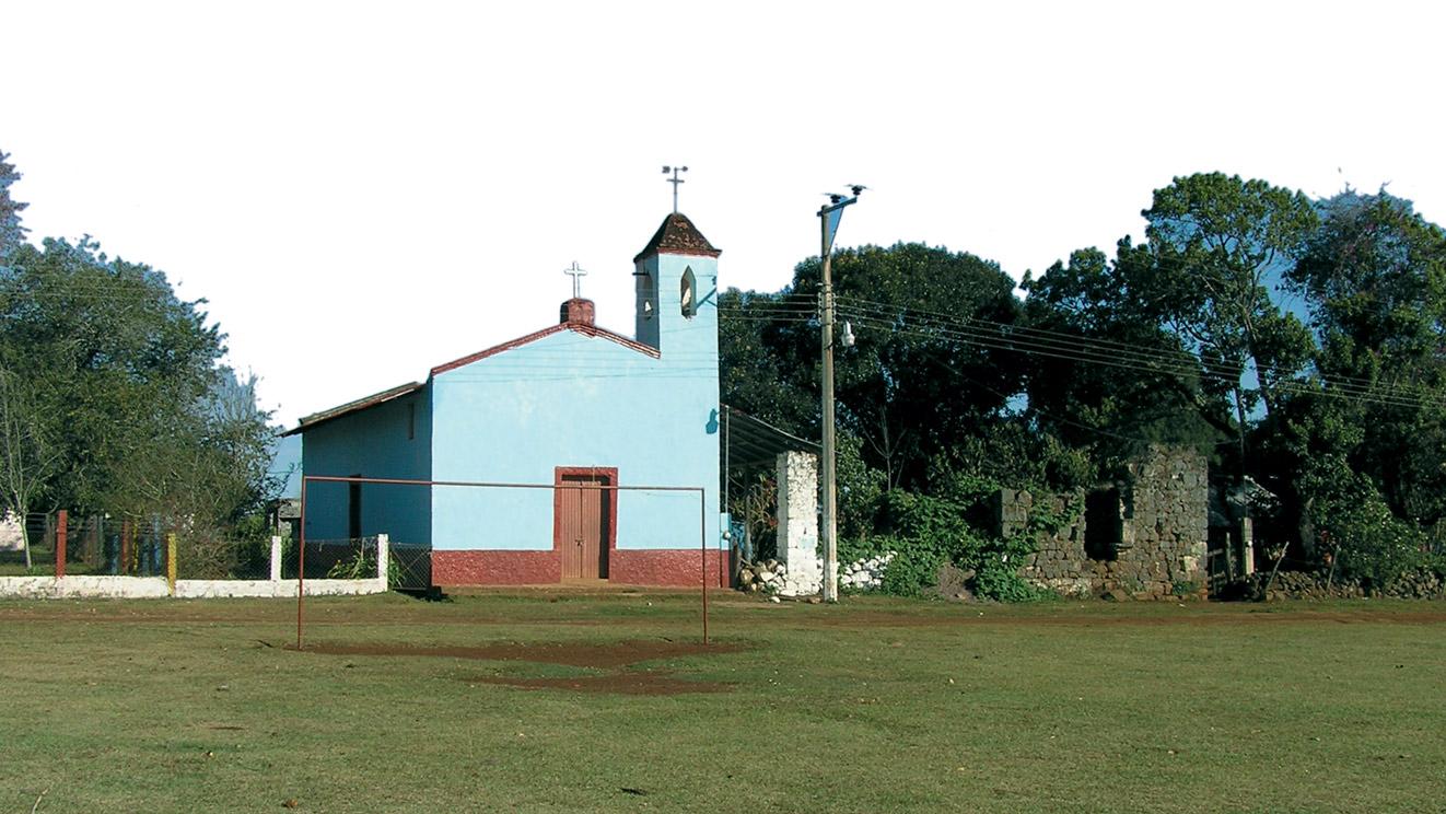 Colonia Carlos Diez Gutierrez - Messico