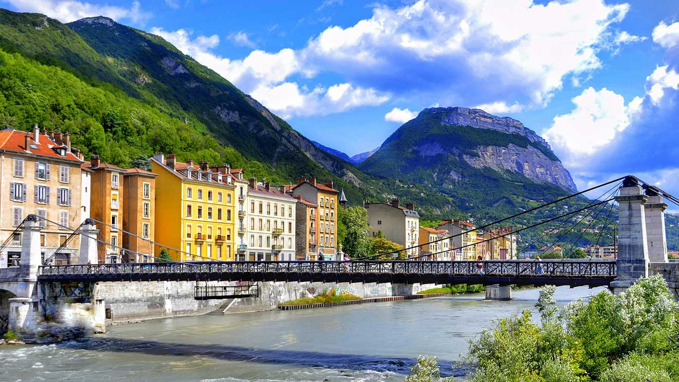 Grenoble - Francia