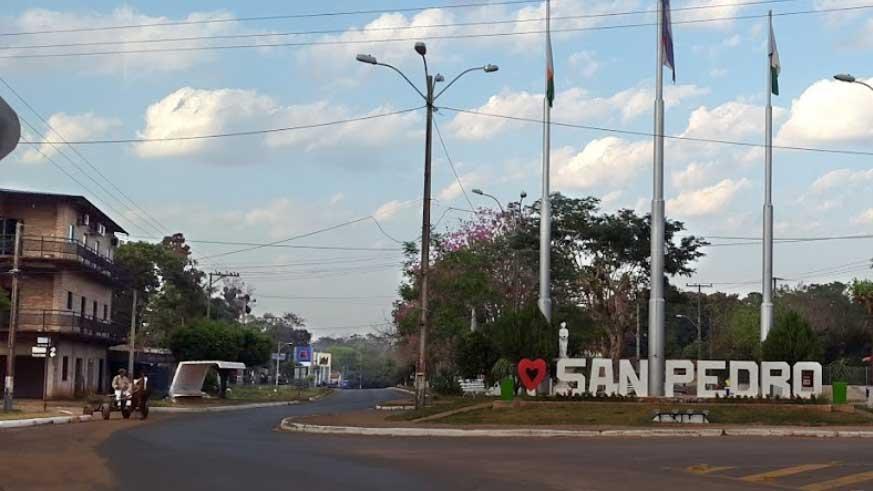 San Pedro de Ycuamandiyú - Paraguay