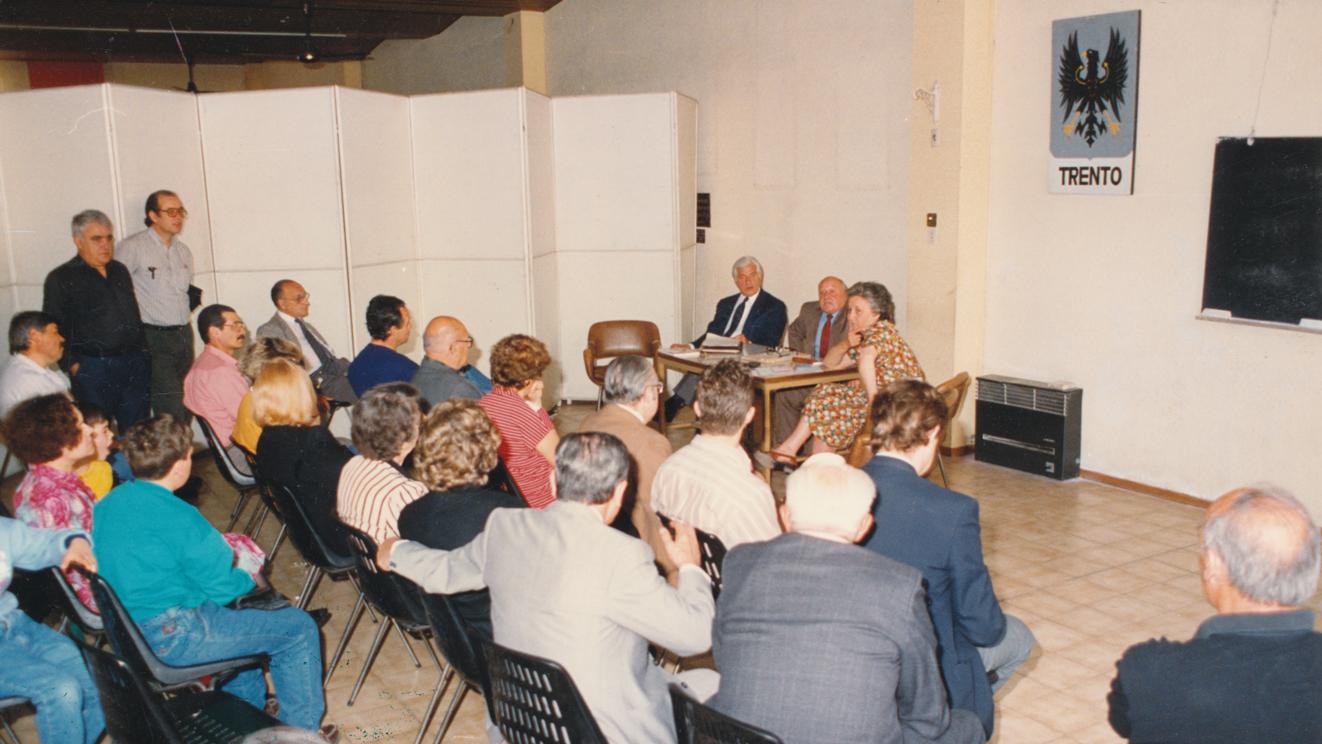 1991 - Assemblea del Circolo