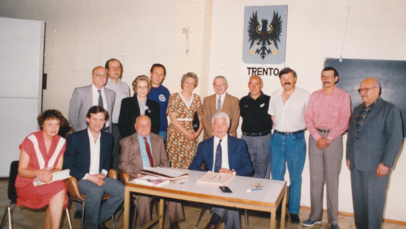 1991 - Comitato direttivo