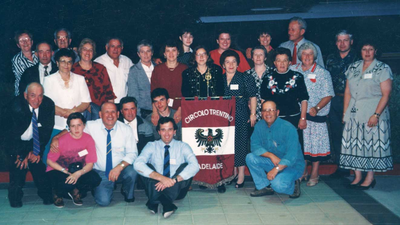 Convention 1994 - Gruppo del CT Adelaide a Canberra