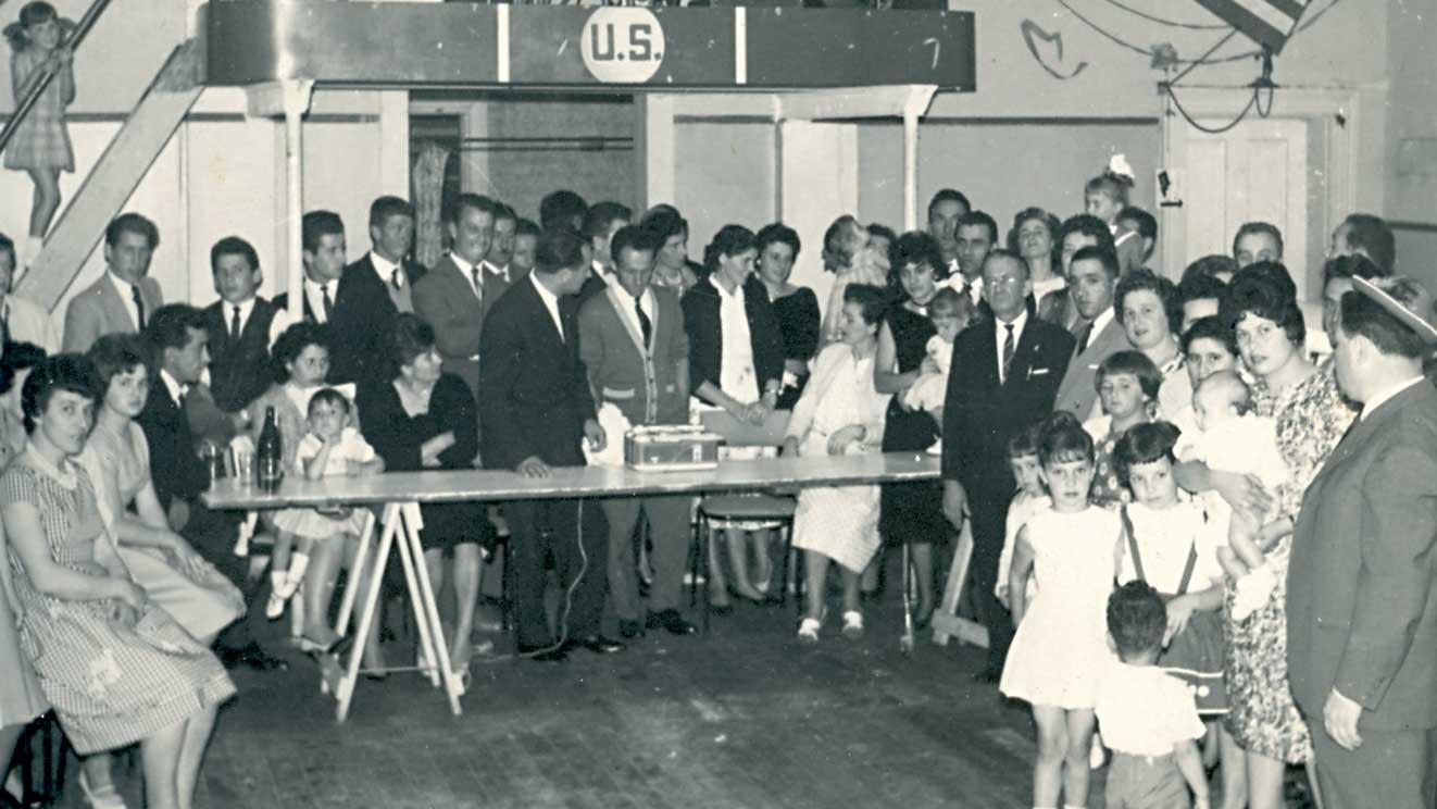 1963 - Soci del Circolo