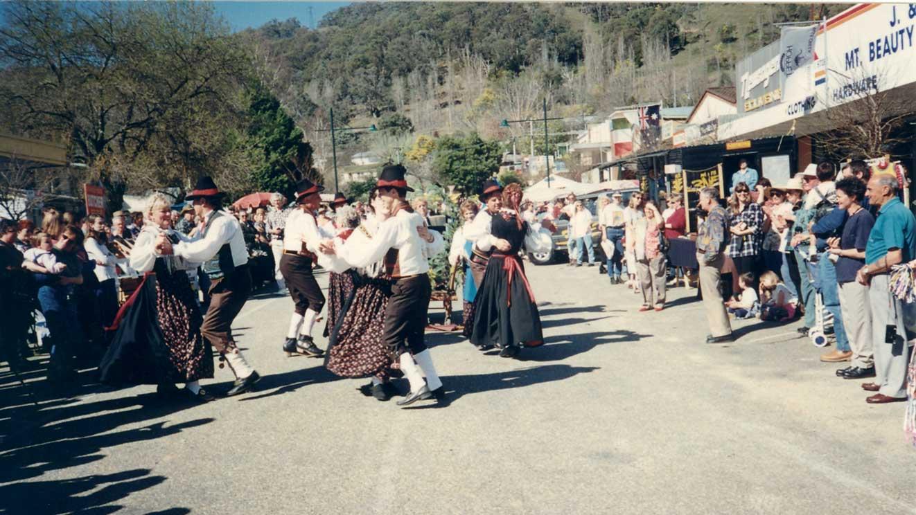 Gruppo Folk del Circolo