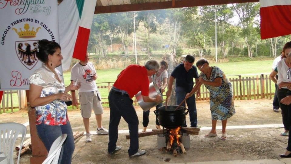 2013 - Festa italiana da Pomelao