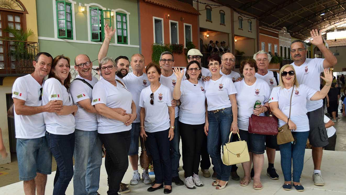 2016 - Partecipazione alla Festa della Polenta