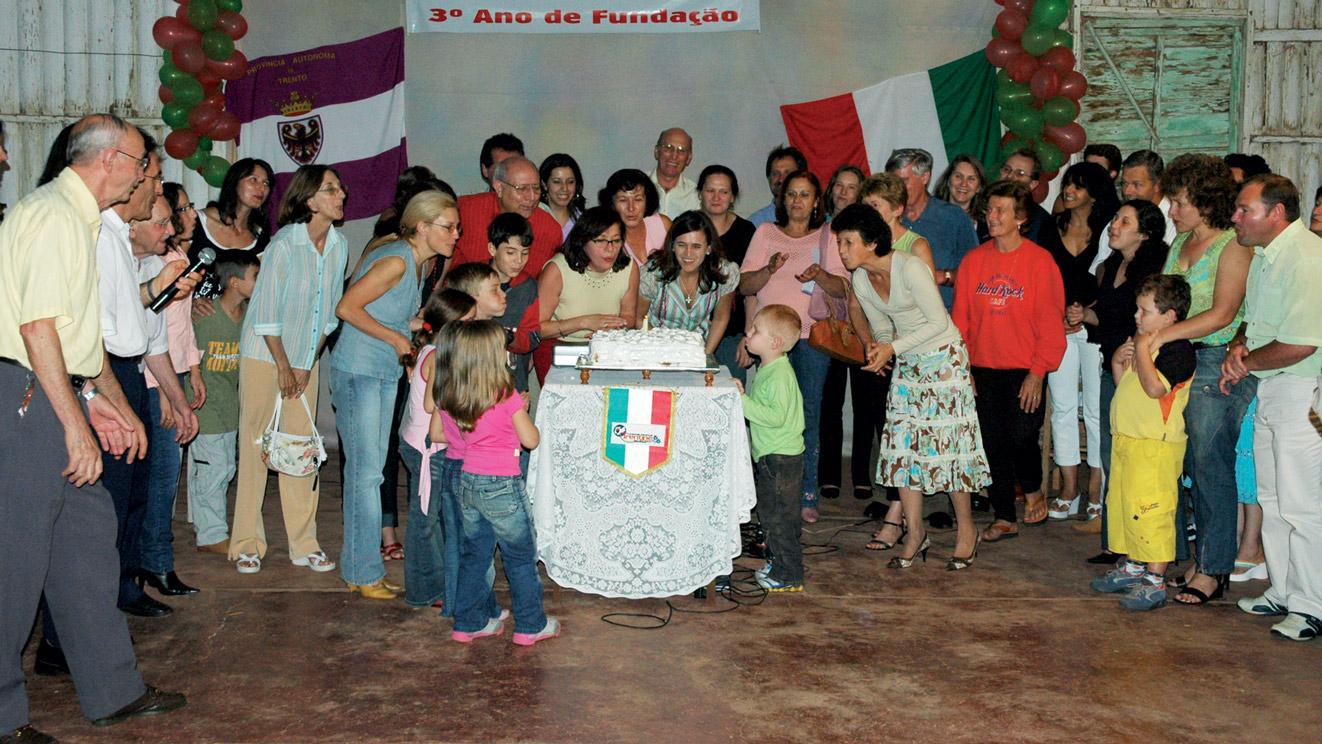 2006 festeggiamenti del 3 anniversario del Circolo