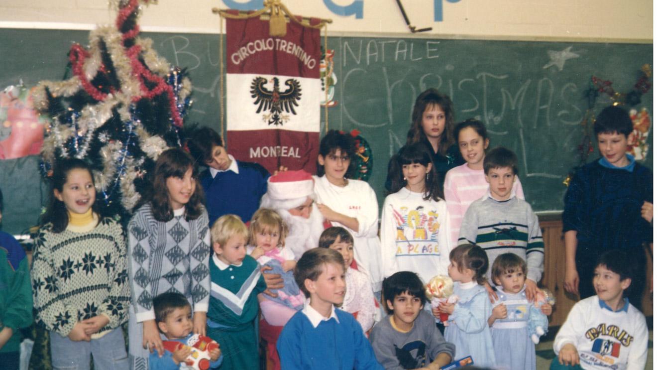 1988 - festa di Natale