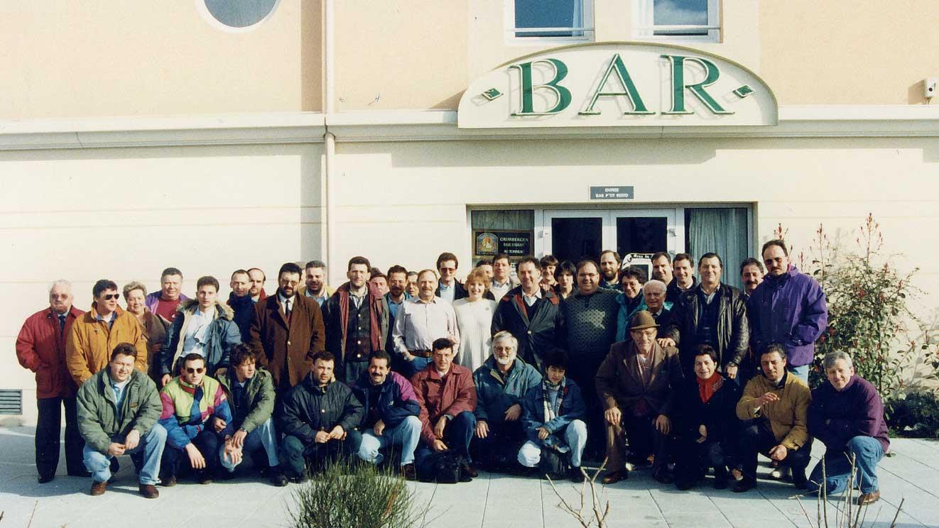 1995 - 20° anniversario del Circolo