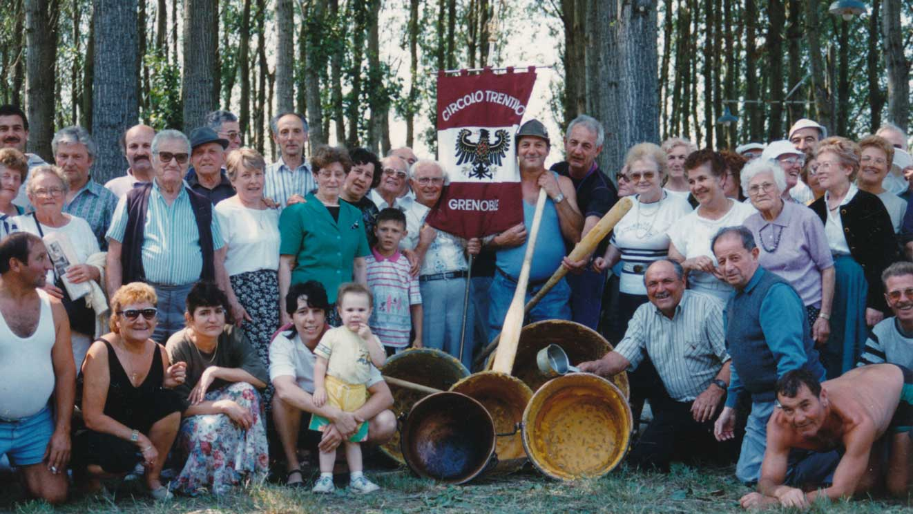 1995 - festa campestre