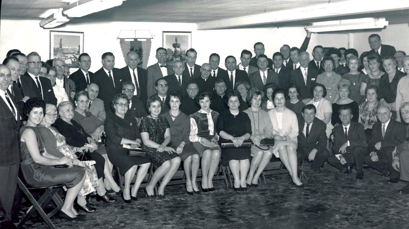 1965 - riunione del Circolo