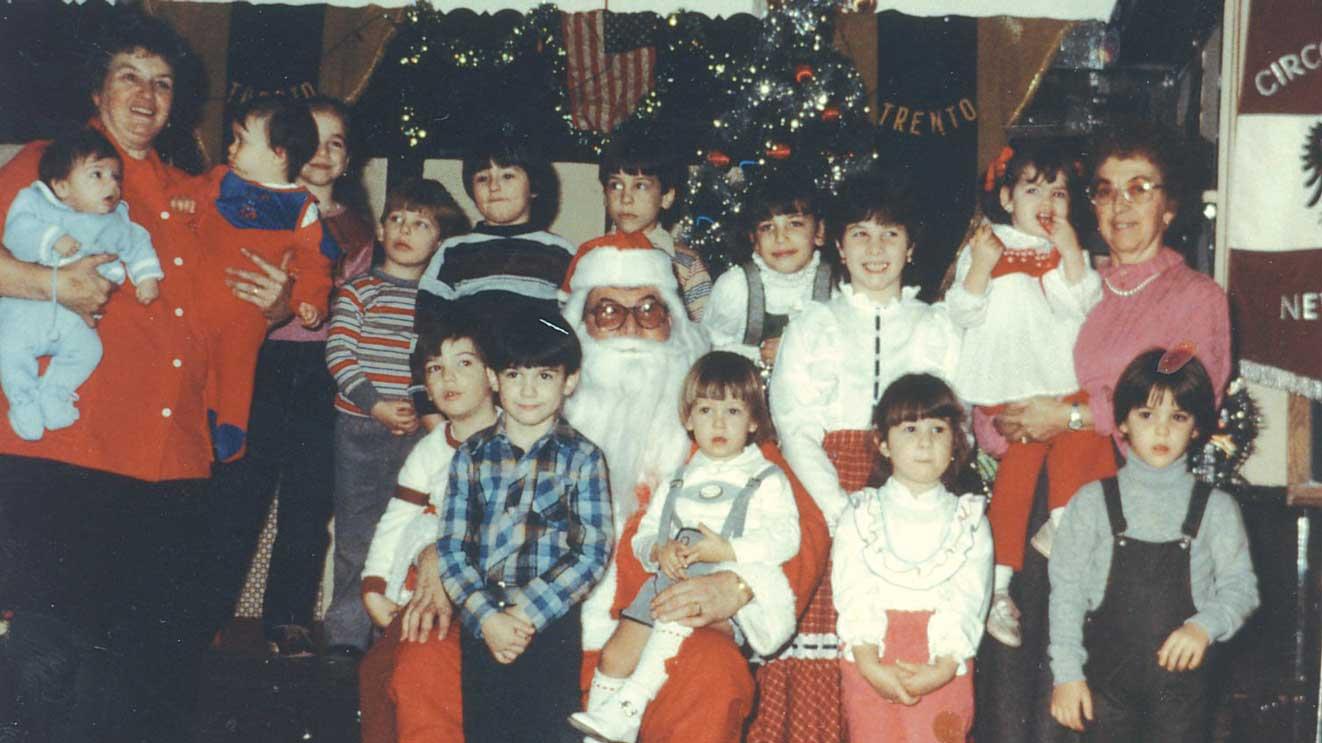 1983 - Festa di Babbo Natale