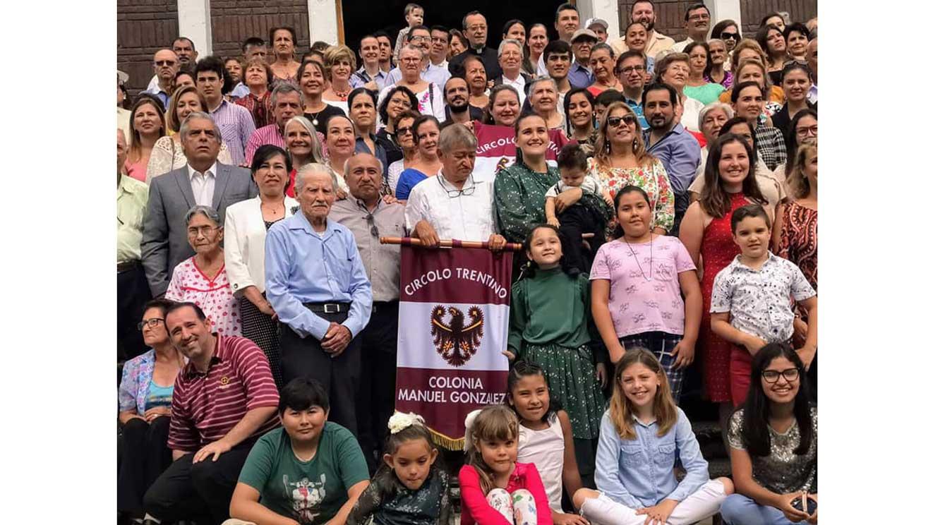 2019- riunione per i 138 anni di emigrazione in Messico