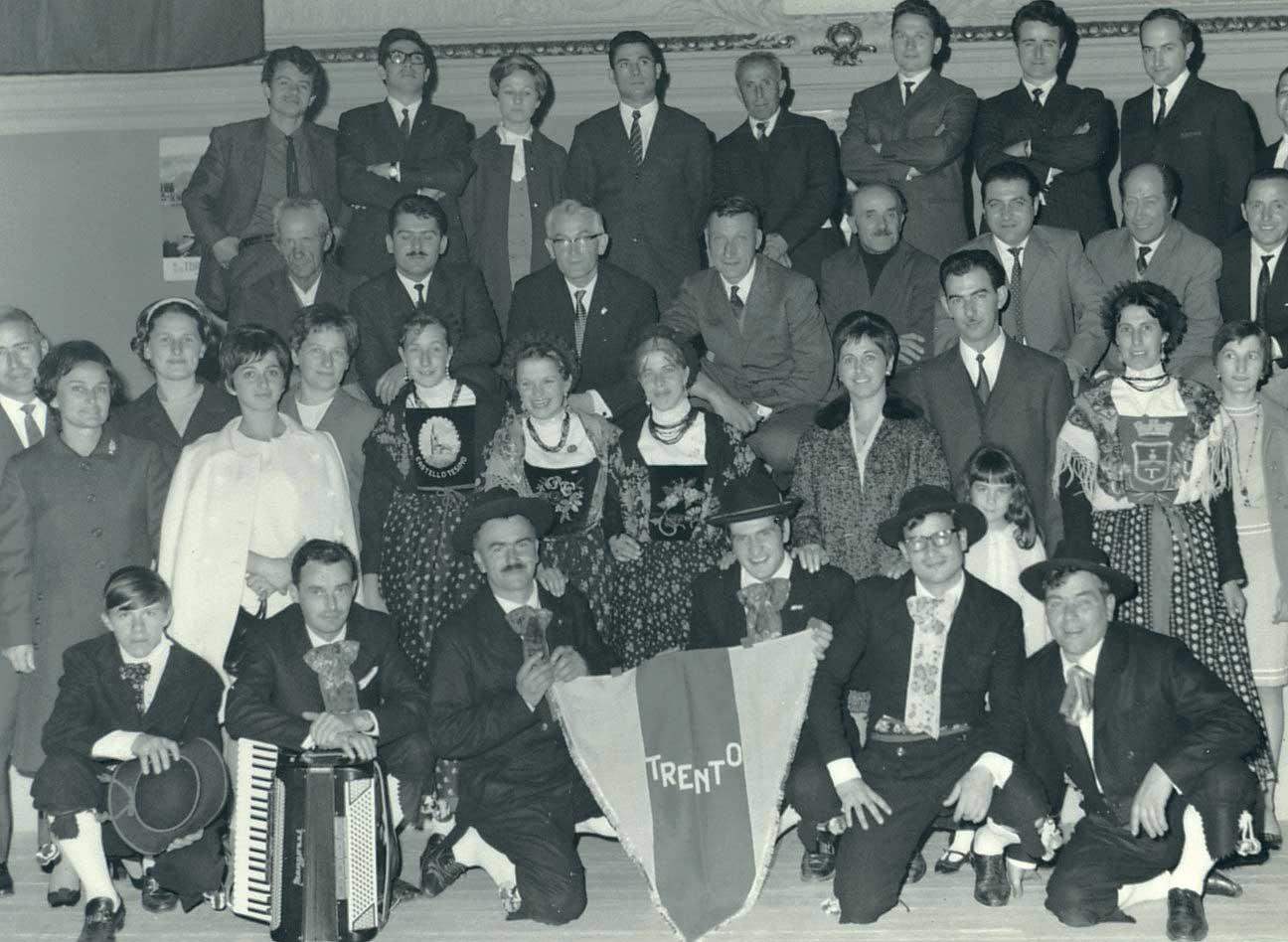 Anni 60-70 i soci